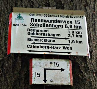 Rundwanderweg 15