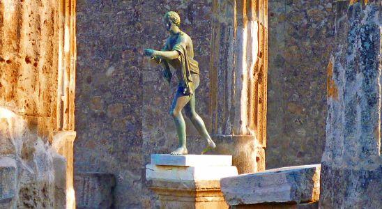 Pompeji: Jupitertempel