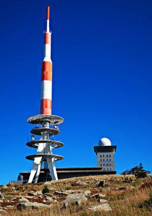 Observatorium auf dem Brocken
