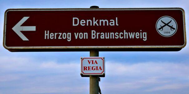 Denkmal Herzog von Braunschweig
