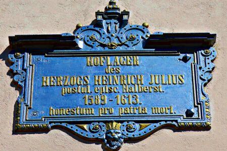 Hoflager von Herzog Heinrich Julius
