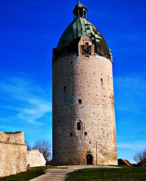 Bergfried von Burg Neuenburg