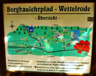 Bergbaulehrpfad Wettelrode