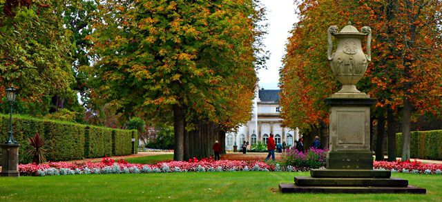 Schloss und Schlosspark Pillnitz