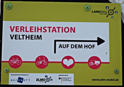 Verleihstation Veltheim