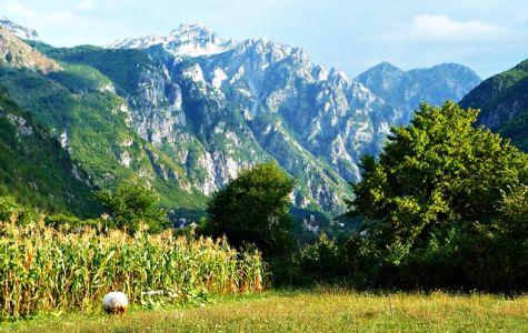 Über den Valbona-Pass