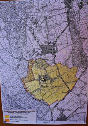 Der Ortsteil Marienrode