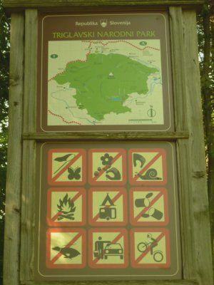 Triglav Nationalpark: Nichts erlaubt?