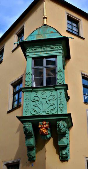 Engelserkerhaus - imposantes Kaufmannshaus