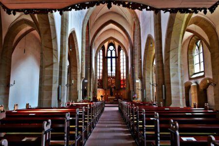 Die Klosterkirche St. Michael