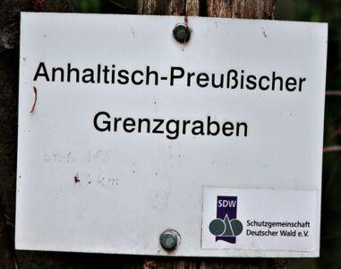 Anhaltinisch-Preußischer Grenzgraben