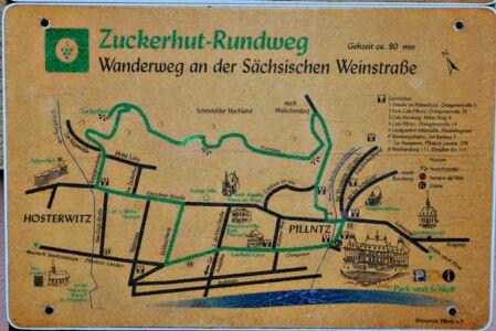Zuckerhut-Rundwanderweg