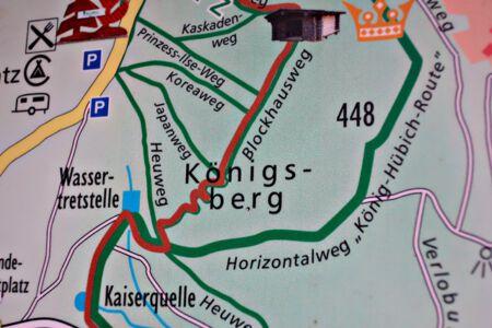 König-Hübich-Route