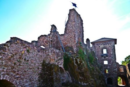 Ruine Hohnstein