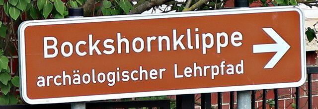 Bockshornklippe / Großsteingrab