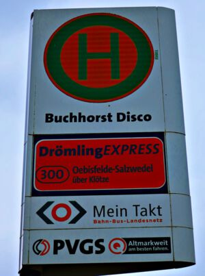 Buchhorst Disco