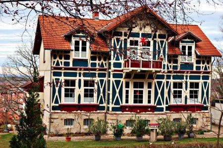 Villenviertel Blankenburg