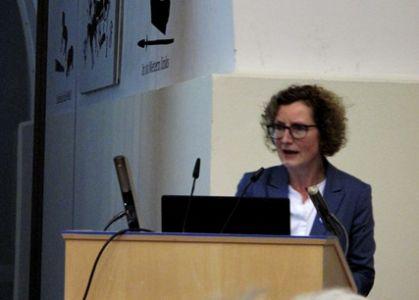 Museumsdirekorin Dr. Heike Pöppelmann