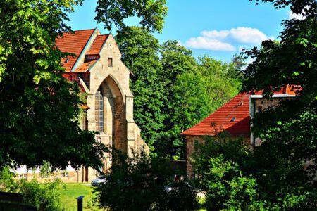 Das Klostergelände