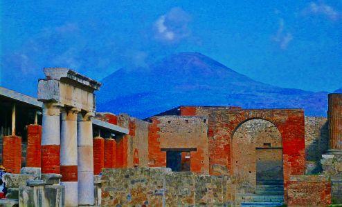 Pompeji: Forum