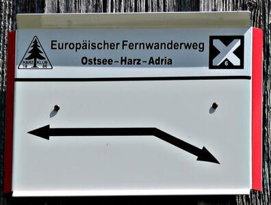 Europäischer Fernwanderweg