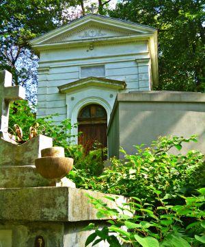 Lemberg: Lychakiv Friedhof