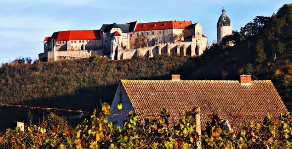 Das Schloss Neuenburg