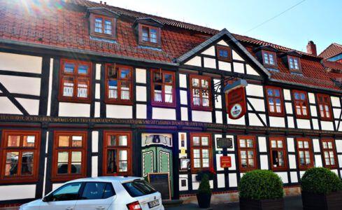 Hotel Restaurant Hoffmannhaus