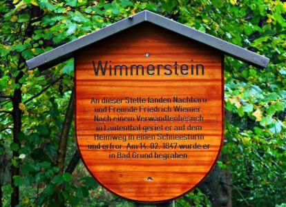 Am Wimmerstein