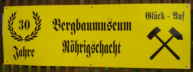 Bergwerkmuseum Röhrigschacht