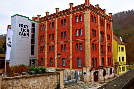 Freylich Zahn Weinhotel