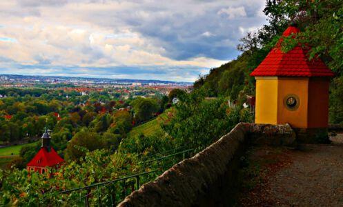 Weinwandern am Leitenweg