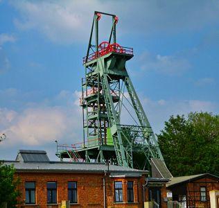 Bergbauwerk Röhrigschacht