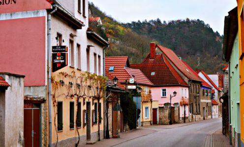 Altstadt von Freyburg