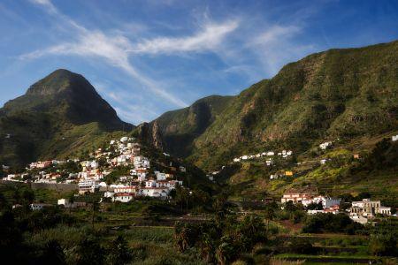 Von Arure über La Mérica ins Valle Gran Rey