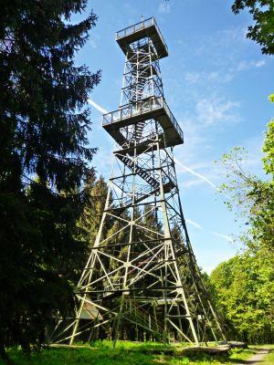 Poppenberg mit Aussichtsturm