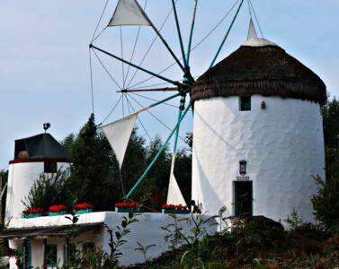 Spanische Mühle