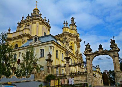 Lemberg: St.Georg Kathedrale