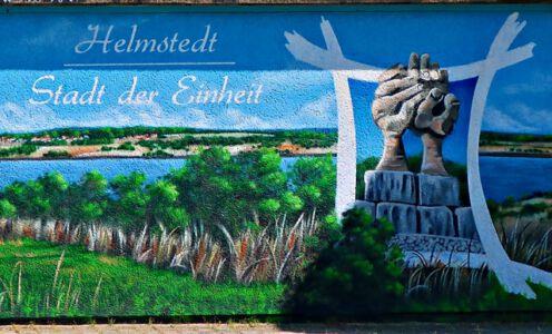 Helmstedt, Stadt der Einheit
