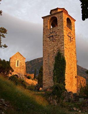 Festung von Stari Bar