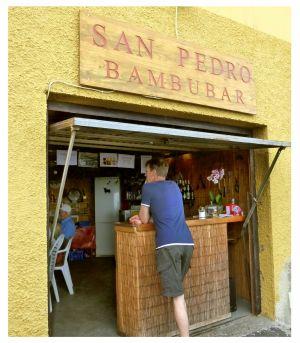 Wanderung Mirador de San Pedro