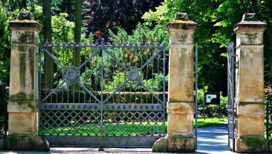 St. Stephanie Friedhof