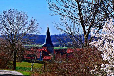St. Martinkirche in Gardessen