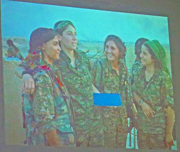 Die Kurdinnen