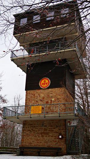 Der Harly-Turm