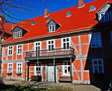 Fachwerkhaus in Ilsenburg