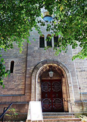 Frellstedt: Evangellische Kirche