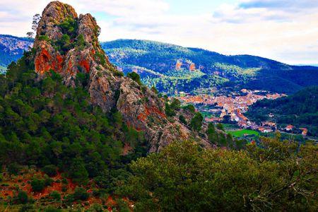 Aussichtsberg Sa Gubia
