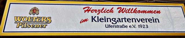 Kleingartenverein Uferstraße