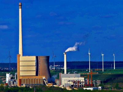 Das Kraftwerk Buschhaus